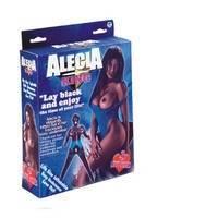 Alecia King Tumma Seksinukke