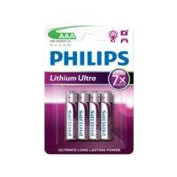 Ultra Litium FR03, 4/pakk., Philips