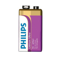 Litium 9 V, Philips