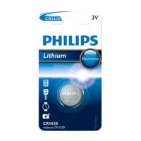 CR1620 3V -paristo 1/pakk., Philips