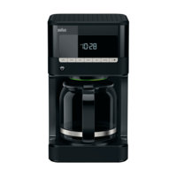 KF7020 kahvinkeitin, musta, Braun