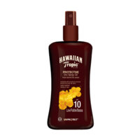 Protect. Dry Spray Oil Spf 10, Hawaiian Tropic
