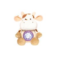 Diinglisar Lehmä -yövalo 23 cm, Teddykompaniet