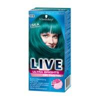 Live Color Ultra Brights 097 Sea Mermaid 50ml + 2x15ml, Schwarzkopf