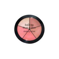 Blush & Glow Draping Wheel, IsaDora