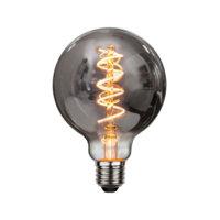 LED-lamppu E27 G95 Flexifilament, Star Trading