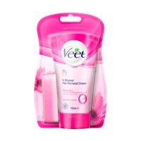 In-Shower-karvanpoistoaine 150 ml, Veet