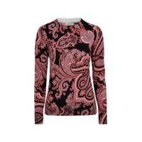 Brigid Sweater Paisley pusero, Whyred