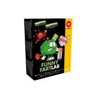 Funny Fart Lab, Alga