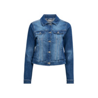 Farkkutakki Lisa Denim Jacket, Cream