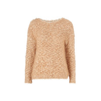 Neulepusero Peppy Knit, Cream