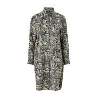 Mekko slfIrma LS Shirt Dress, Selected Femme