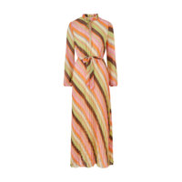 Maksimekko sxAnja Maxi Dress LS, Soaked in Luxury