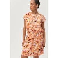 Mekko slElisha Lavada Dress, Soaked in Luxury