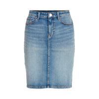 Farkkuhame viCommit Felicia Short Skirt, Vila