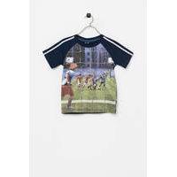 T-paita SS, jossa jalkapallovalokuvapainatus, Me Too