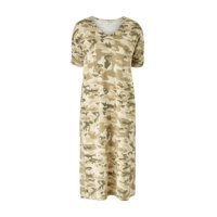 Mekko LivaCR Long Dress, Cream