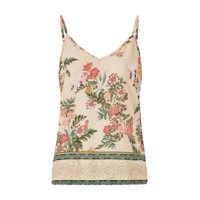 Toppi JeanettaCR Top, Cream