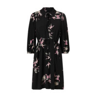Mekko slfAllison-Damina 3/4 Aop Short Dress, Selected Femme