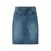 Hame SammyCR Denim Skirt, Cream