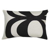 Marimekko Kaivo-tyynynpäällinen, valko-musta