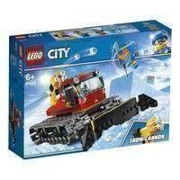Lego City Great Vehicles 60222 Lumikissa, lego