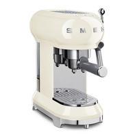 Smeg ECF01CREU kahvinkeitin Espressokone 1 L Puoliautomaattinen