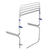Bounce-Back Hurdle 40-60cm tekniikka-aita, gymstick
