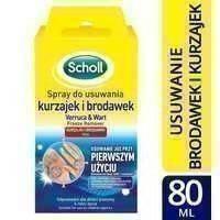 Scholl Freeze -syylänpoistaja, 80 ml