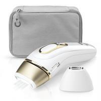 Braun Silk-expert Pro 81677897 valoepilaattori Valkoinen, Kulta IPL-valoimpulssi