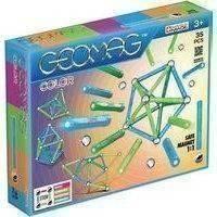 Geomag Color -magneettirakennussarja, 35 osaa