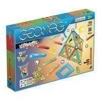 Geomag Confetti -magneettirakennussarja, 68 osaa