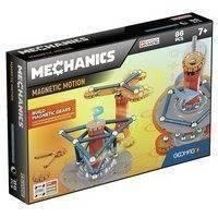 Geomag Mechanics Magnetic Motion - magneettirakennussarja, 86 osaa
