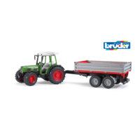 Bruder Fendt 209S -traktori + peräkärry
