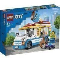 Lego City 60253 Jäätelöauto, lego