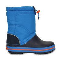 Crocs CROCBAND LODGEPOINT lasten talvikengät, sininen 25-26