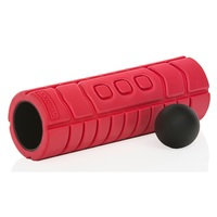 Gymstick travel roller + hierontapallo, gymstick
