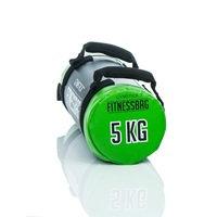 Gym Fitnessbag, vihreä, 5 kg, gymstick