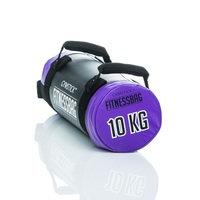 Gym Fitnessbag, lila, 10 kg, gymstick