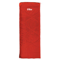iHike-makuupussi, punainen, ihike