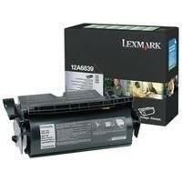 Lexmark Värikasetti musta High Yield 20.000 sivua, UNISYS