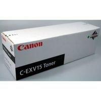 CANON Värikasetti musta C-EXV15 47.000 sivua