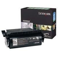 Lexmark Värikasetti musta 10000 sivua Prebate, UNISYS