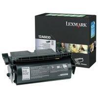 Lexmark Värikasetti musta 7.500 sivua return, UNISYS