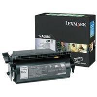 Lexmark Värikasetti musta 10.000 sivua return, UNISYS