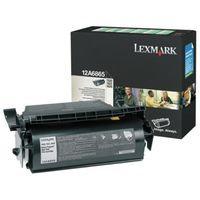 Lexmark Värikasetti musta 30.000 sivua, High Yield, return, UNISYS