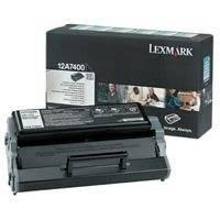 Lexmark Värikasetti musta 3000 sivua Prebate, UNISYS