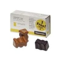 Tektronix Colorstix 2 kpl magenta + 1 st musta 2.300 sivua, UTAX