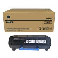Konica Minolta Värikasetti musta, 12.000 sivua, KONICA MINOLTA
