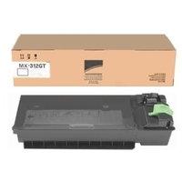 SHARP Värikasetti musta 25.000 sivua